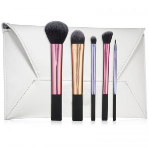 Set 5 pensule machiaj profesionale Perfect Gift