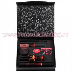 Set Cadou Ruj Lichid Mat Sandy Tan Special Edition