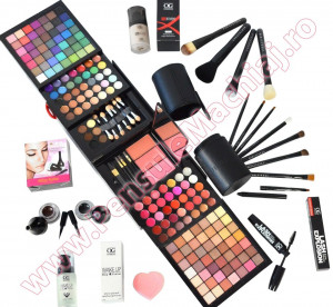 Set de Machiaj Fraulein38 Mix & Go Make-up Kit