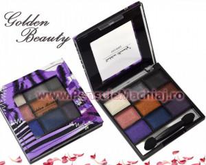 Trusa Farduri 9 culori neutre #02 Mosaic Shimmer