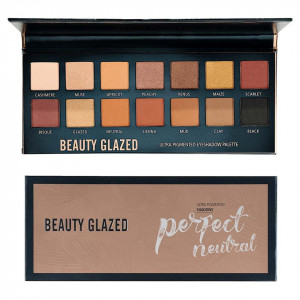 Trusa Farduri Beauty Glazed Perfect Neutral