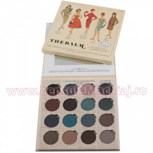 Trusa Farduri Mountain Meadow Special Edition Palette