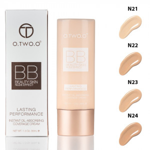 Fond de Ten tip BB Cream O.TWO.O - 4 nuante