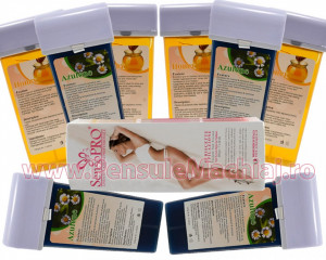 Kit Epilare Consumabile Silk & Glow