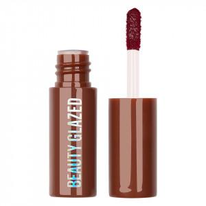 Ruj lichid mat Beauty Glazed Chocolate Silky Lipgloss, Red Wine #105