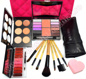 Set Cadou Produse Cosmetice Pastel Shades Look