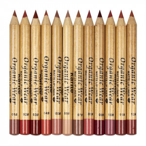 Set Creioane de Buze Karite Lip MAX, 12 culori