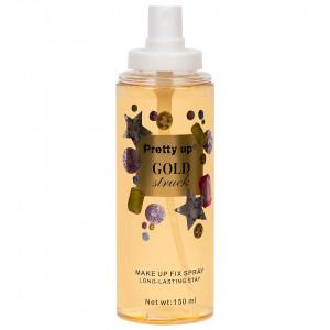 Spray Fixare Machiaj Gold Struck Pretty Up, 150ml