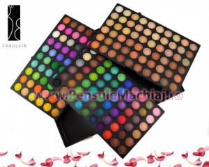 Trusa Farduri 180 culori Fraulein38 Rainbow Seven, 3 palete culori