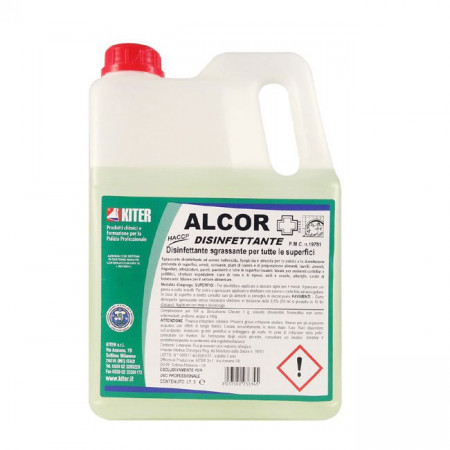 sve za pod-Dezinfekciono sredstvo Alcor 3L
