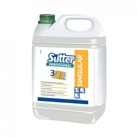 Sredstvo za održavanje i poliranje podova Sutter Singular 5 L