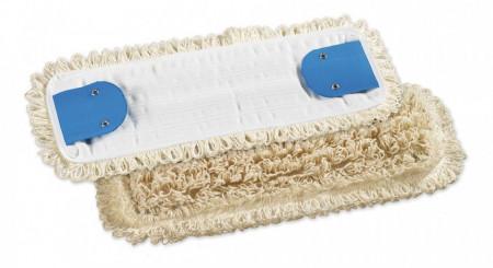 Perika za mop klik sistem-ravna pamučna 50 cm