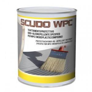 Sredstvo za zaštitu i održavanje WPC dekinga-Scudo 1L