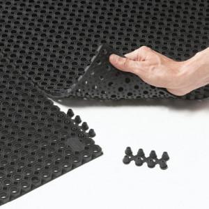 Gumeni otirač Oct-O-Flex [599]-jedinice za spajanje 75cm x 100cm