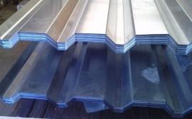 Poze Tabla cutata zincata T35 0.70x1100x2000 (mm)