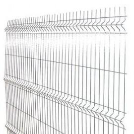 Poze Panou bordurat zincat gard 2000x2500x3.5 (mm)