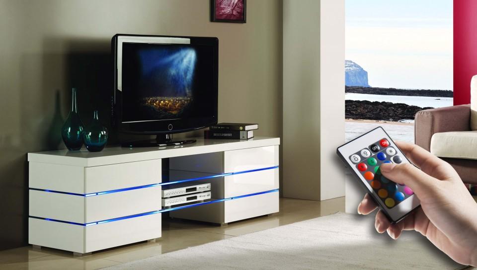 Tv hifi meubel model m clark for Hifi meubel