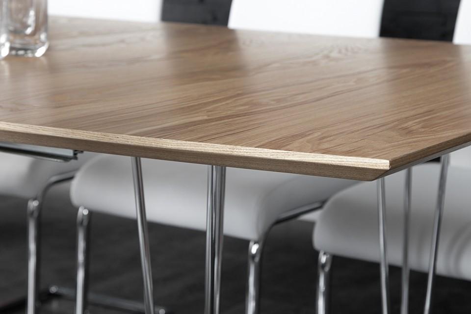 ... TAFELS / Eettafels / Eettafel Model: Continental Eiken - Uitschuifbaar