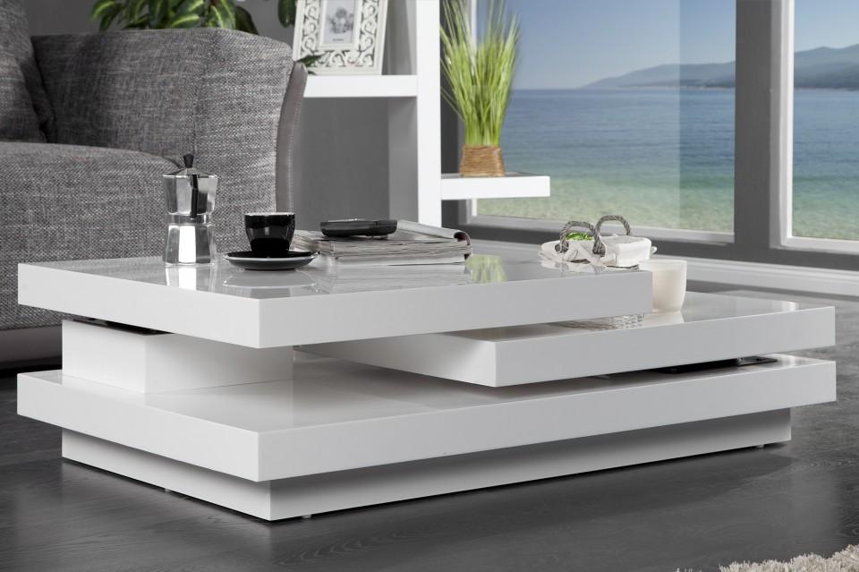 Salontafel model multi level for Design couchtisch multilevel l