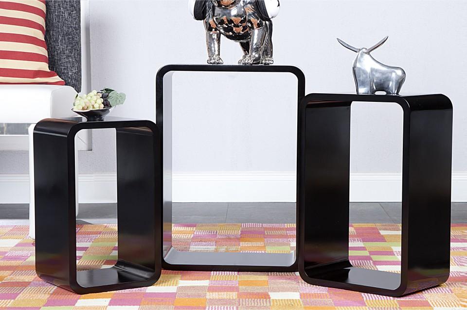 Moderne-Interieurs / WANDPLANKEN / REKKEN / Wandplank Model: Club Cube ...