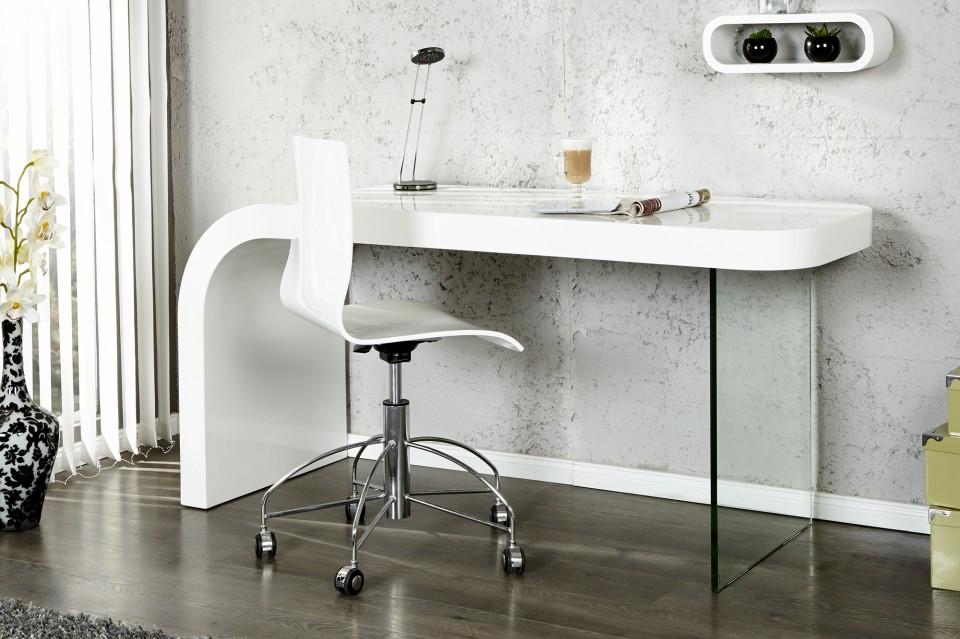Strakke Witte Sidetable.Sidetable Model Onyx
