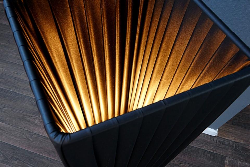 vloerlamp model paris zwart 120cm. Black Bedroom Furniture Sets. Home Design Ideas