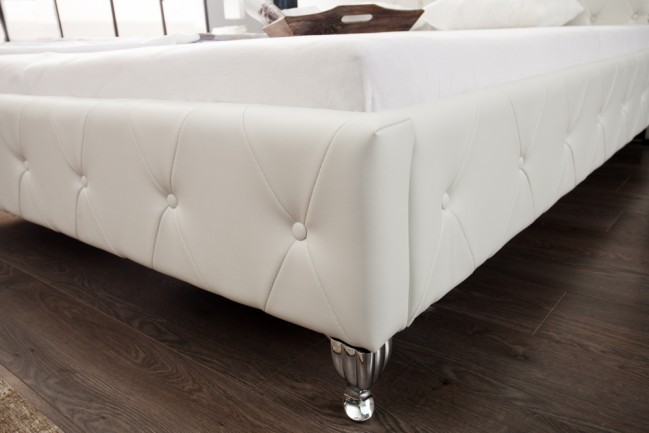 2 Persoonsbed 180x200.Modern Design 2 Persoons Bed Extra Vagancia 180 X 200 Cm Wit