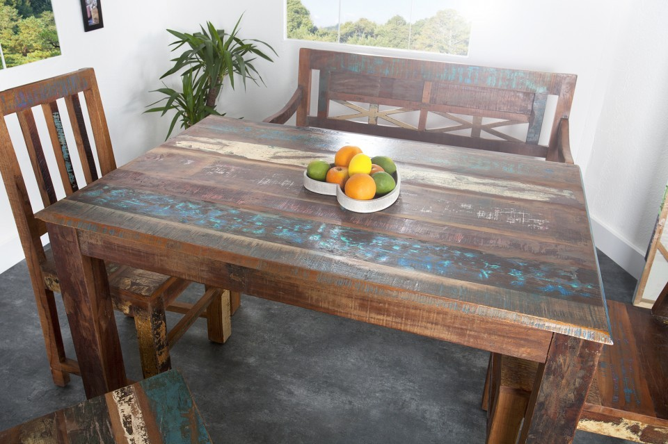 eettafel model jakarta 120cm 22623. Black Bedroom Furniture Sets. Home Design Ideas