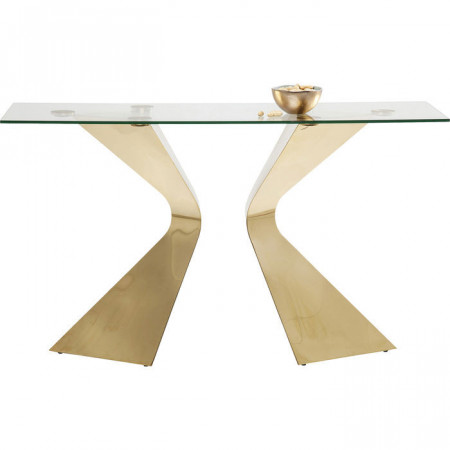 Console Side Tafel Gloria Goud