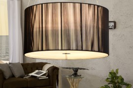 Hanglamp Model: EXTENSO - zwart 50cm afbeeldingen