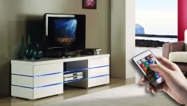 TV / HiFi Meubel Model: M-Clark afbeeldingen