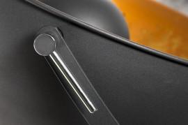 Vloerlamp Model: Studio - Zwart / Goud