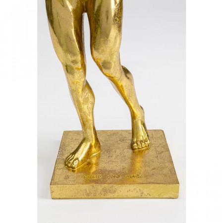 Decoratief Beeld Hond Goud