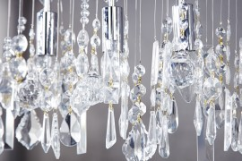 Hanglamp Model: DIAMONDS XL