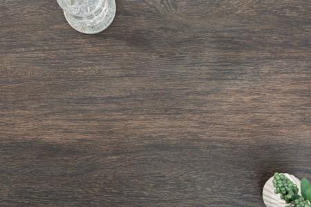 Uitschuifbare eettafel CONCORD 180-230 cm, keramiek eiken look