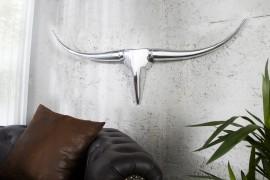 Wandgewei Model: Bull - Zilver - 100cm - 8913 afbeeldingen