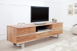 TV board mammoet 160cm Acacia afbeeldingen