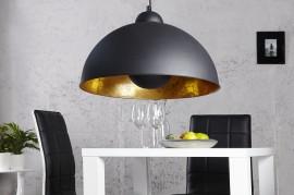 Hanglamp Model: Studio - Zwart / Goud afbeeldingen