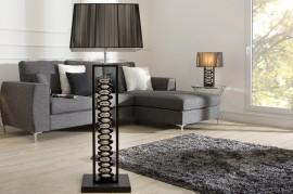 Staande Design lamp Gracia 135cm zilver afbeeldingen