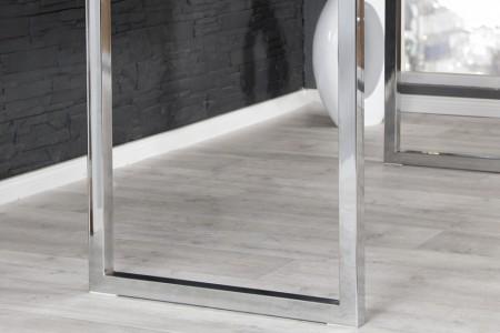 bureau hoogglans wit white desk 160x60cm
