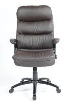 Bureaustoel Comfortabel Donker Bruin