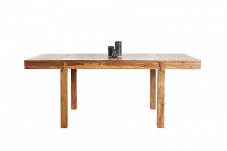 Eettafel Model: Lagos - 120cm - 200cm (met aansteek elementen)