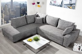 Loungebank Model: Apartment - grijs afbeeldingen