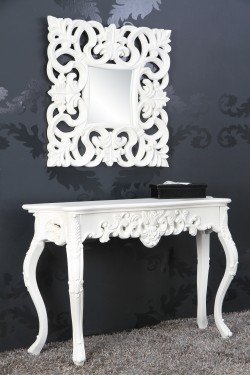 Sidetable Model: Venice - Wit - 15635 afbeeldingen