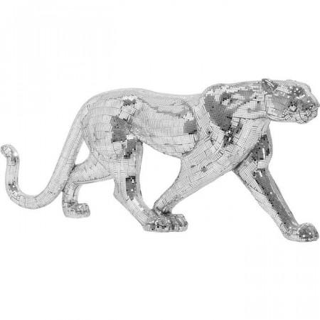 Deco Object Leopard Mozaiek 95cm