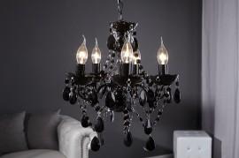 Hanglamp Model: Karat - Zwart afbeeldingen