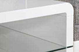 Salontafel Model: Formula - hoogglans wit