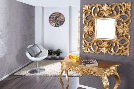 Elegante console VENICE 110 cm goud barok design dressoir handgemaakt
