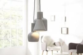 Hanglamp model: Trio Cement II - 36241 afbeeldingen