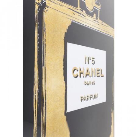 Chanel Fotolijst Fragrance 115x115cm
